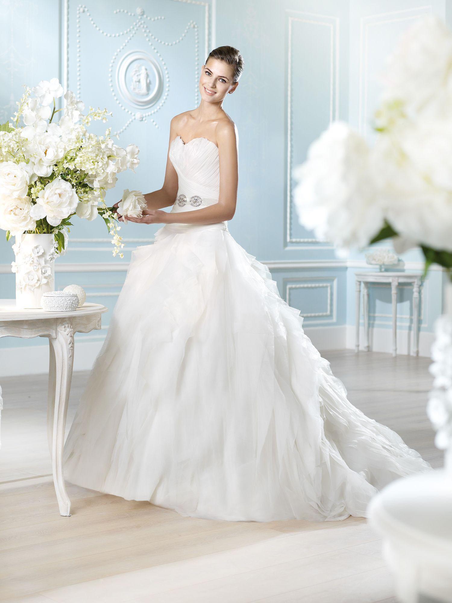 ROBE de mariée AROSA SAN PATRICK soniab marseille proche toulon 83