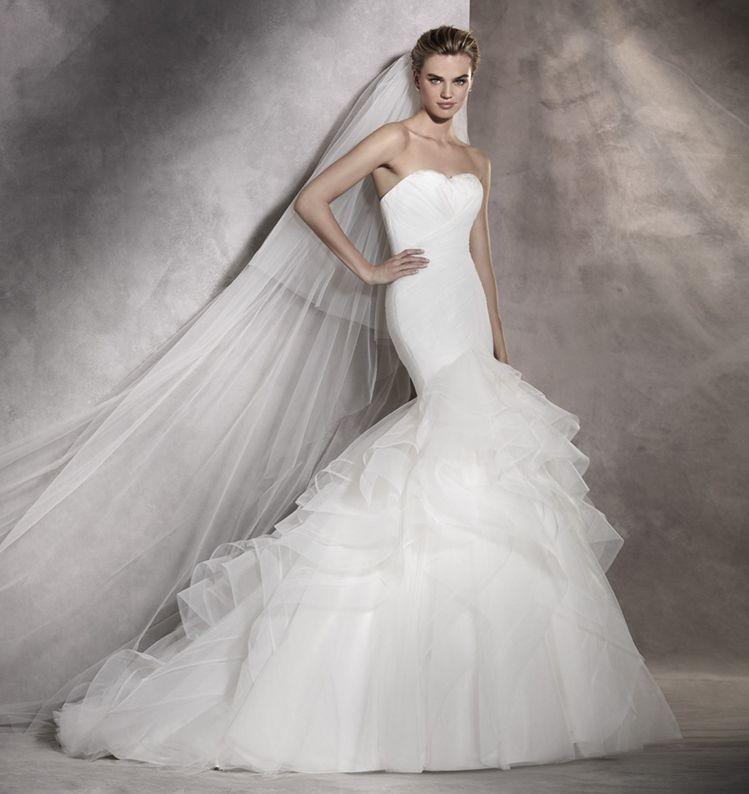 robe de ma vie  pronovias asha proche la valentine 13011