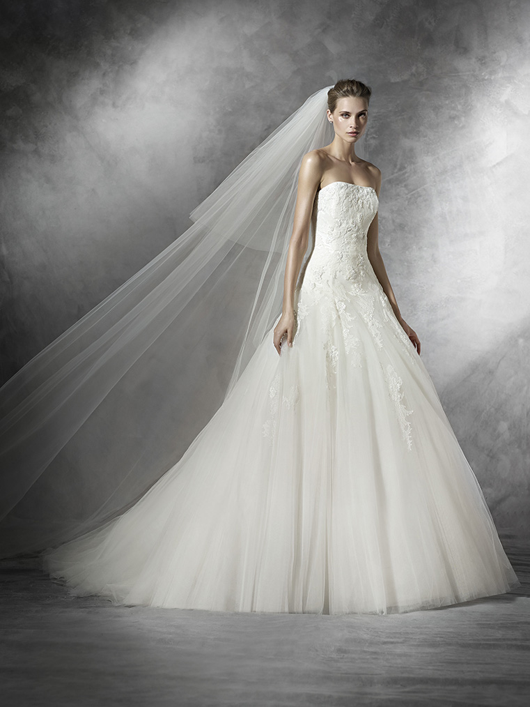 ROBE PRONOVIAS BARROCO