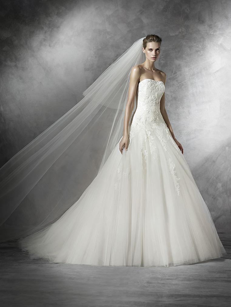 ROBE de mariage PRONOVIAS  marseille proche la valentine 13011