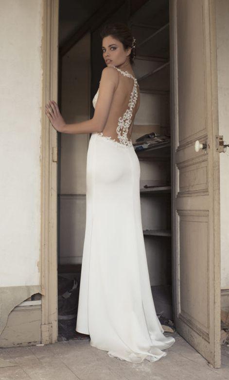 robe mariage chanelle marseille cymbeline l sonia b. Black Bedroom Furniture Sets. Home Design Ideas