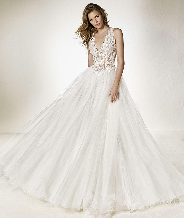 robe de mariée pronovias bd corderie proche de la valentine 13011