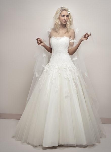 robe cherry cymbeline pour mariage aix en provence ou st mitre les remparts