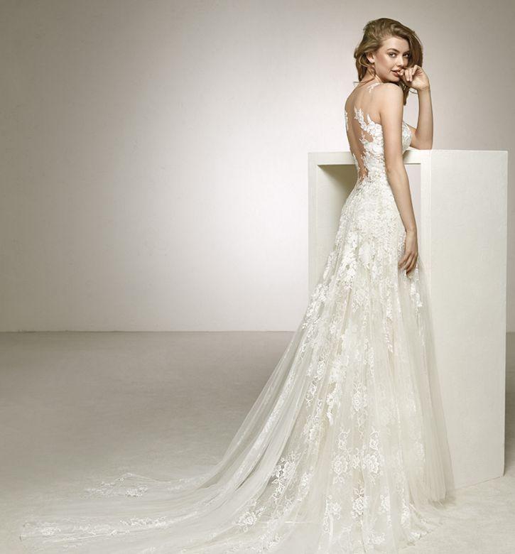 robe de mariage dalia pronovias proche 13400 Aubagne