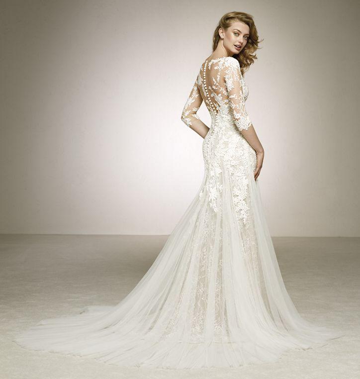 robe de mariée  pronovias centre ville marseille  proche st mitre les remparts 13920