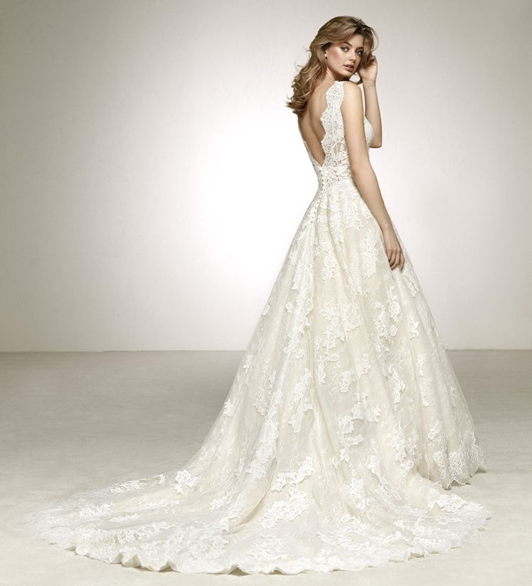 robe mariage proche rue breteuil 13006 boutique pronovias