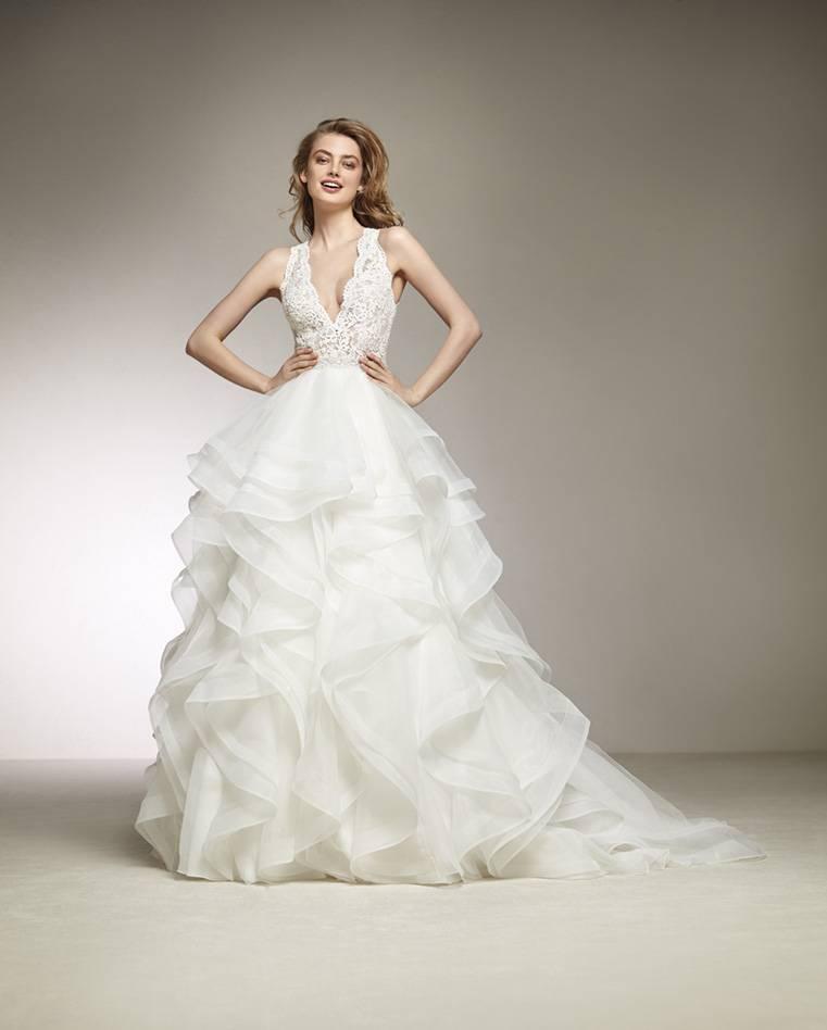 robe princesse romantique marseille
