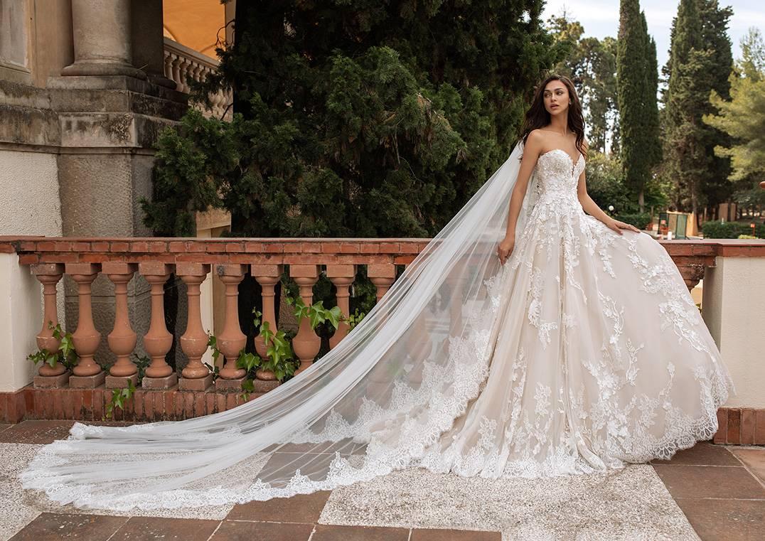 Robes de mariée Pronovias sur Marseille -