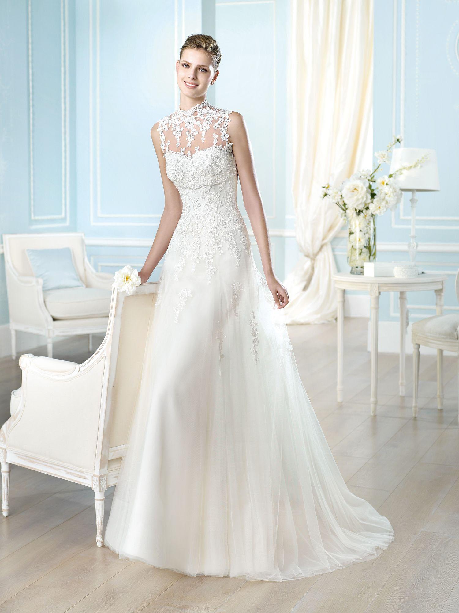 robe de mariée ENSEMBLE 2 PIECES HAKEM san patrick soniab marseille proche toulon 83