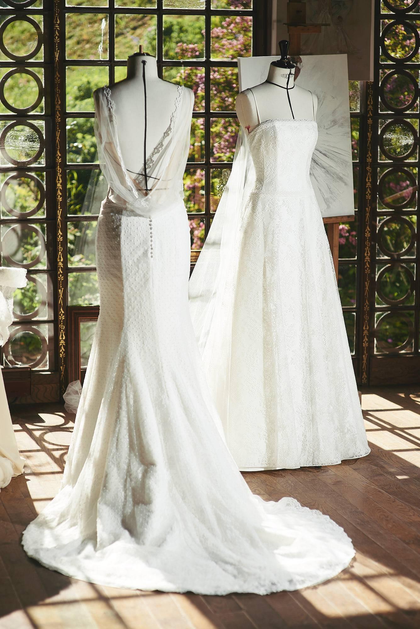 Robe IZAR | Modele robe de mariage, Mariage robe dentelle