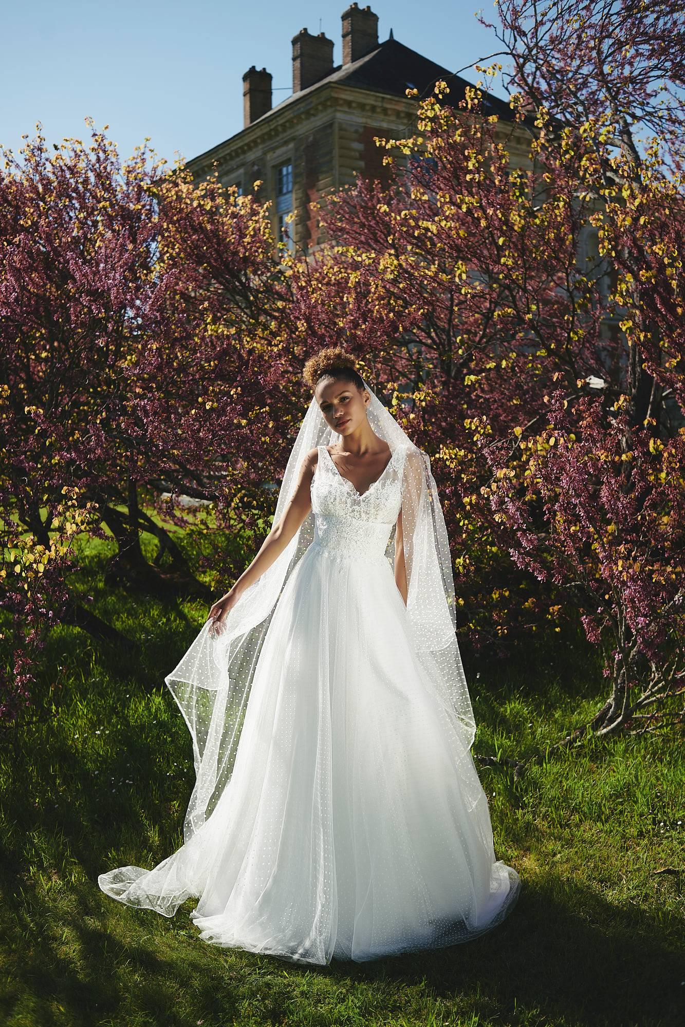 Robes de mariée Cymbeline sur Marseille - Sonia. B
