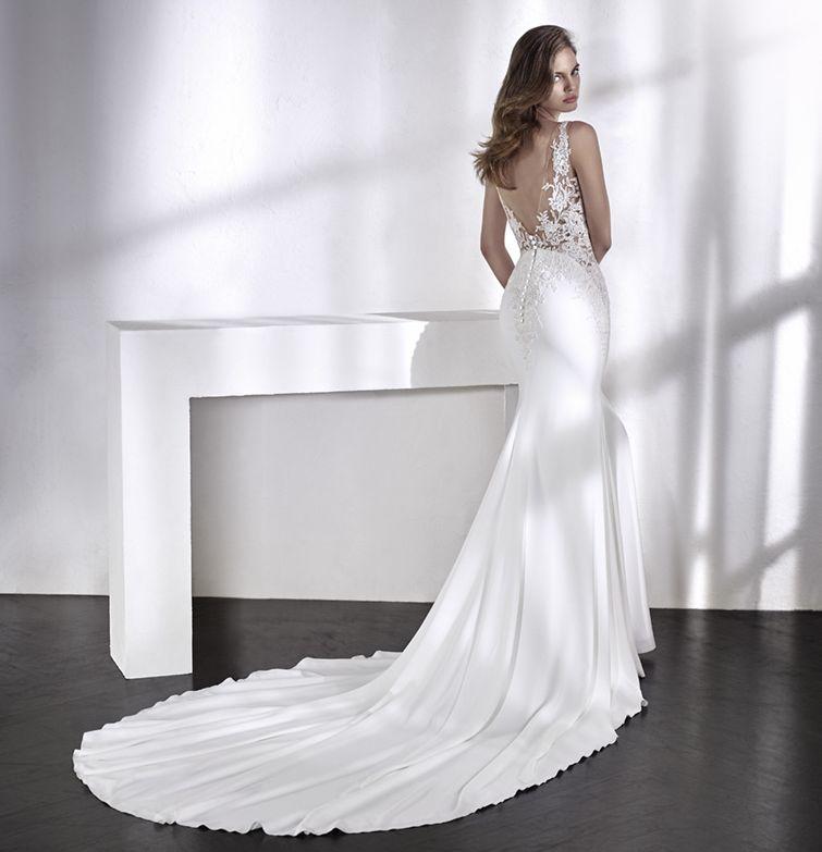 ROBE DE MARIAGE PRONOVIAS  ST MITRES LES REMPARTS 13920