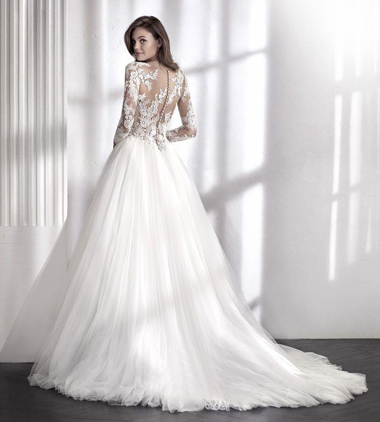 acheter sa ROBE DE MARIAGE princesse  PRONOVIAS