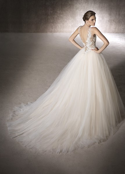 ROBE PRONOVIAS MAGA MARSEILLE CENTRE