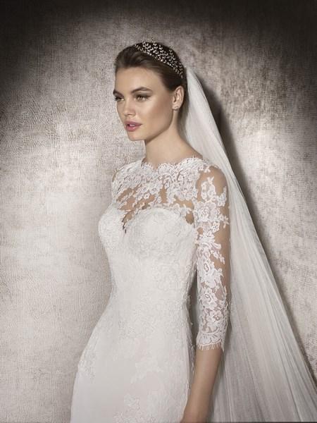 ROBE DE MA VIE POUR UNE  mariée PRONOVIAS à marseille proche rue de rome 13006