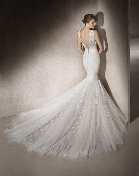 Ou acheter votre robe mariée sirène San Patrick