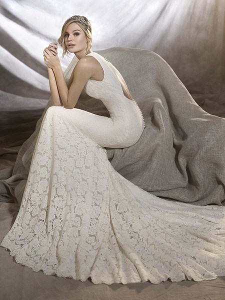 ROBE PRONOVIAS ORNANI DOS