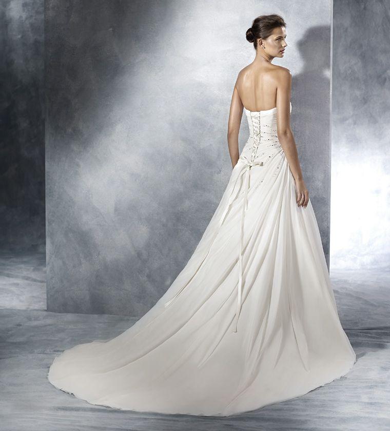 Robe mariage white de san patrick teresa collection 2018 for Hors des robes de mariage san francisco