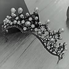 diadème mariage perlée strass princesse marseille