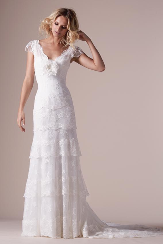 Robes de mariée à Marseille : ROBE DE MARIEE HYUDI CYMBELINE