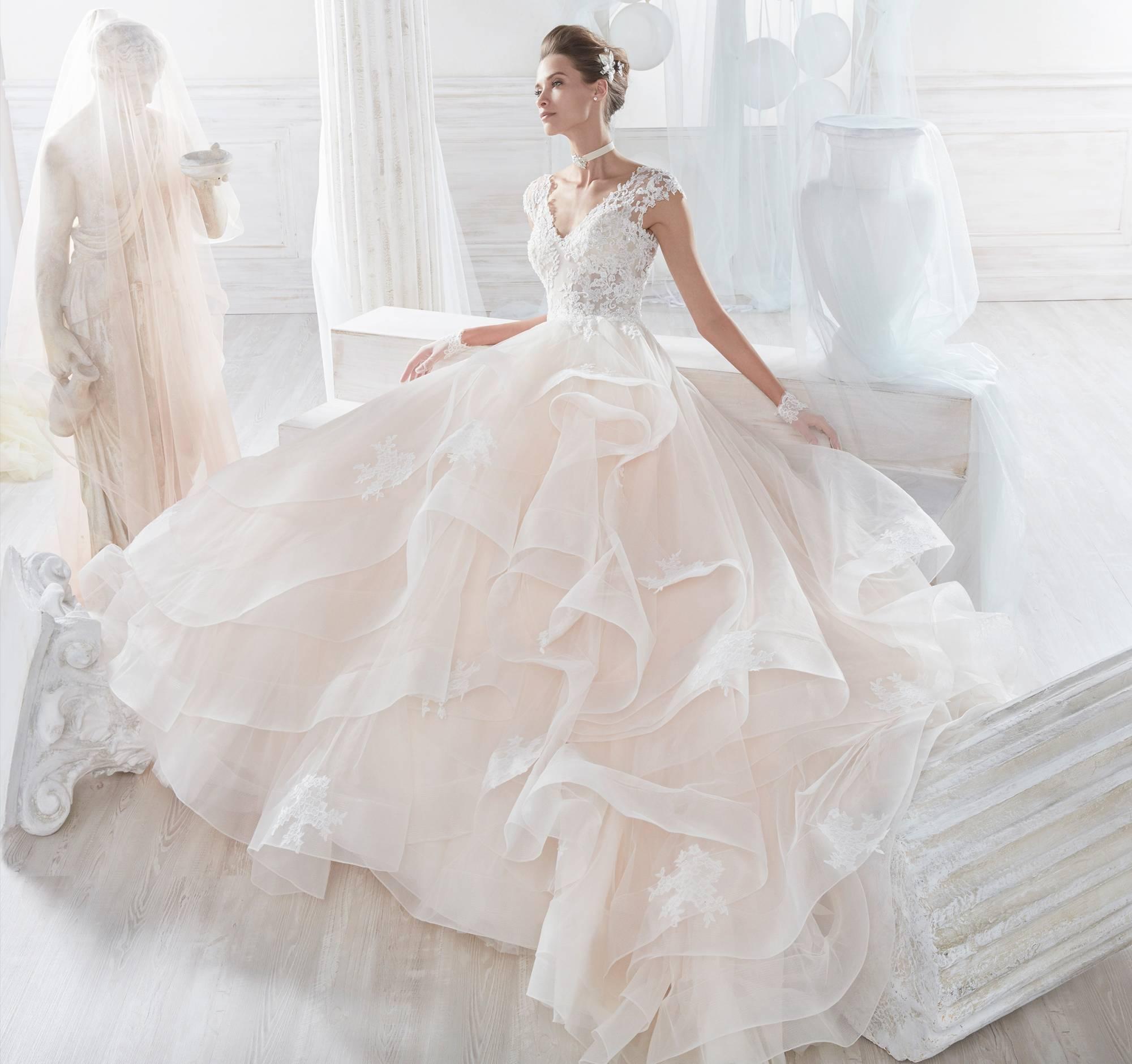 robe princesse createur romantique marseille