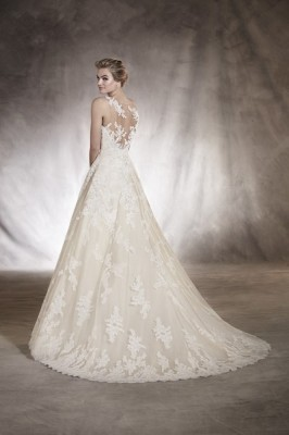 ROBE PRONOVIAS ANGELICA DOS