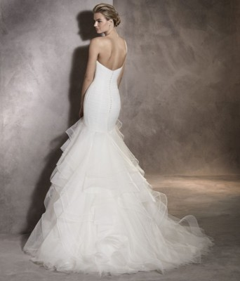 robe de mariée pronovias  marseille proche rue paradis 13006