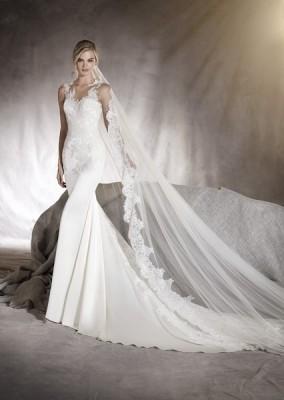 ROBE  MARIAGE PRONOVIAS ATENAS rue rigord 13007 soniab marseille proche centre ville aubagne 13400