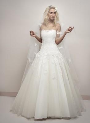 robe cherry cymbeline pour mariage marseille