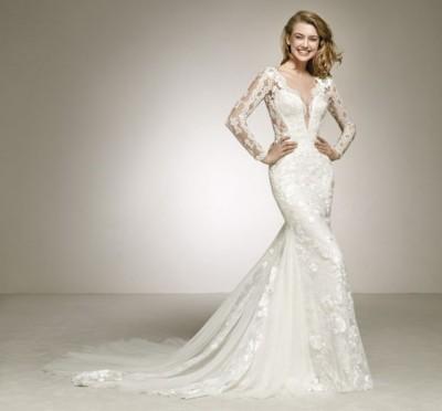 robe de mariée damaris pronovias marseille 13007 soniab proche aix en provence 13090