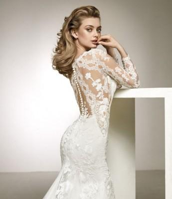 robe de mariage damaris pronovias centre ville soniab marseille proche rue de rome 13006