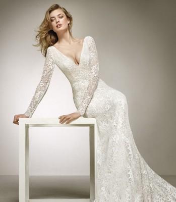 robe de mariée dances pronovias marseille 13007 soniab proche d'aubagne 13400