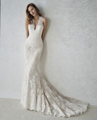 robe mariage familia WHITE ONE  de San Patrick soniab  marseille