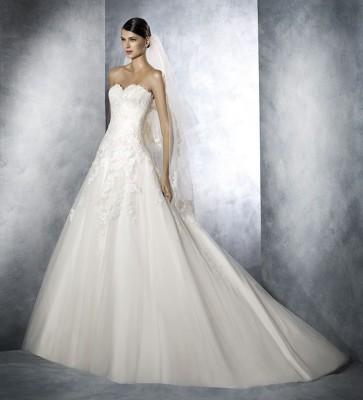 robe de mariée jasmine soniab white one san patrick marseille