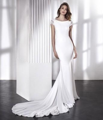 robe de mariage pronovias lara soniab mariseille proche toulon 83