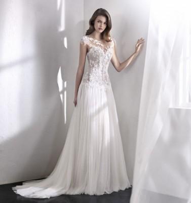 robe de mariée pronovias lena soniab marseille proche la valentine 13011