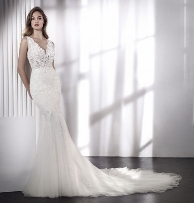 robe de mariée pronovias lendas soniab marseille proche la valentine 13011