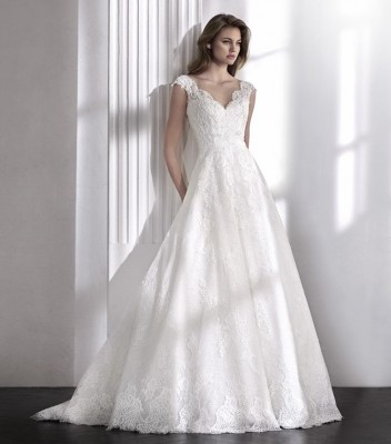 robe de mariée san patrick loreto soniab marseille proche aubagne 13400
