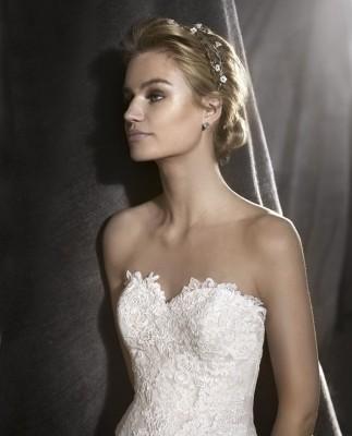 robe pour une mariée  rue Edmond Rostand  etrue Paradis 13006