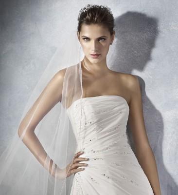 robe mariage white one marseille xxl