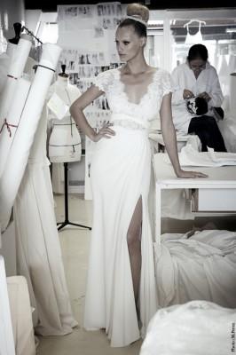 Robe de mariee idylle cymbeline cr ateurs vente robes et for Concepteur de robe de mariage de san francisco